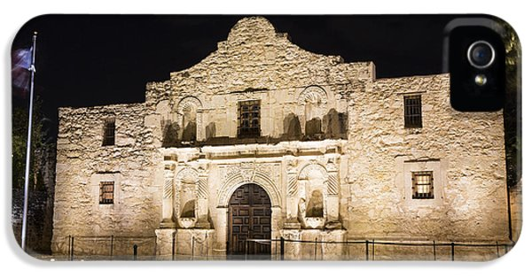Remembering The Alamo IPhone 5 Case