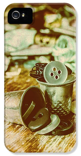 Retro Craft Buckets IPhone 5 Case by Jorgo Photography - Wall Art Gallery