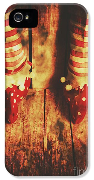 Retro Elf Toes IPhone 5 Case by Jorgo Photography - Wall Art Gallery