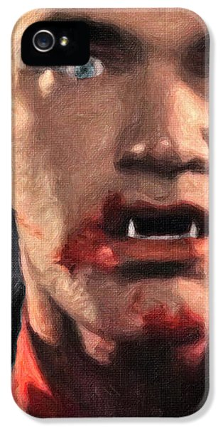 Richie Rising - From Dusk Till Dawn IPhone 5 Case