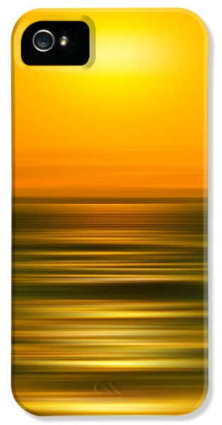 Rising Sun IPhone 5 Case by Az Jackson
