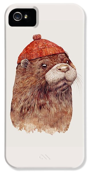 River Otter IPhone 5 Case