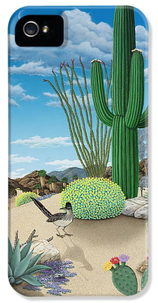 Roadrunner iPhone 5 Case - Roadrunner by Snake Jagger