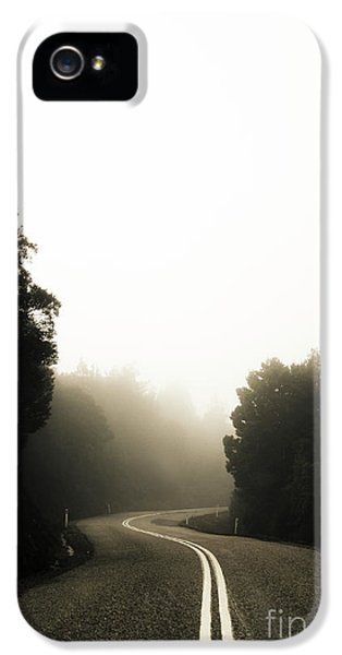 Roads Of Twists And Turns IPhone 5 Case by Jorgo Photography - Wall Art Gallery