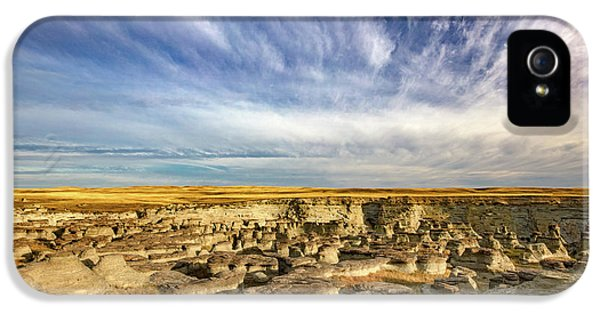 Rock City, Montana IPhone 5 Case
