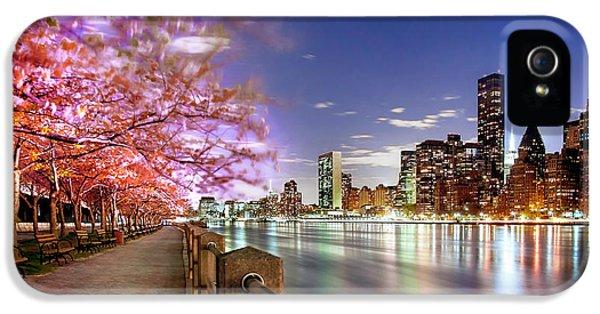 Romantic Blooms IPhone 5 / 5s Case by Az Jackson
