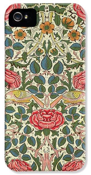 Rose IPhone 5 / 5s Case by William Morris