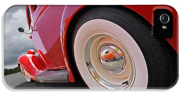 Rumblefest Red - Ford Coupe IPhone 5 Case