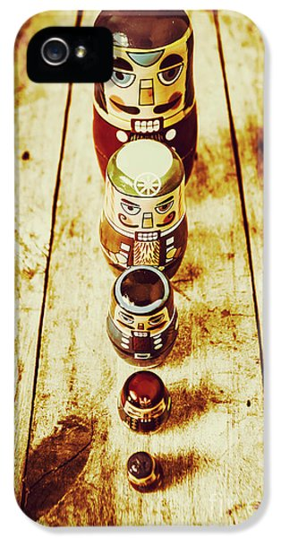 Russian Doll Art IPhone 5 Case by Jorgo Photography - Wall Art Gallery