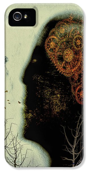 Rusty Gears IPhone 5 Case
