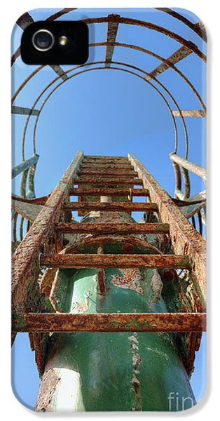 Rusty Ladder IPhone 5 / 5s Case by Noam Armonn