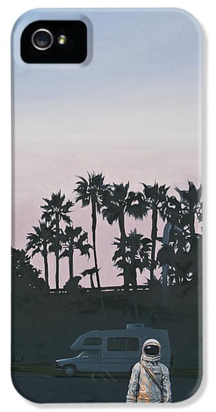 Rv Dusk IPhone 5 Case