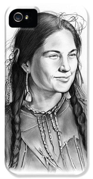 Sacagawea IPhone 5 Case