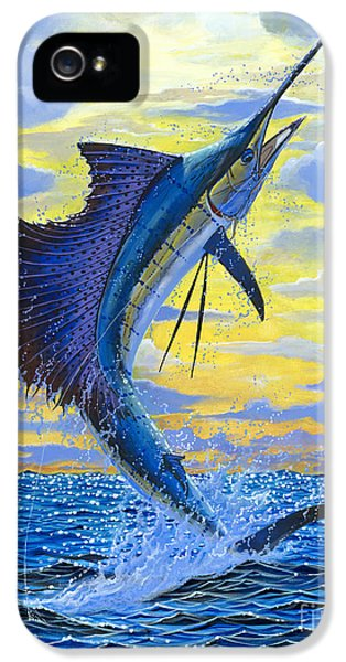 Sailfish Point IPhone 5 Case by Carey Chen