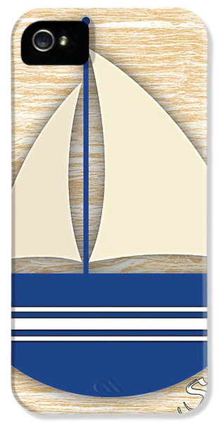 Sailing Collection IPhone 5 Case by Marvin Blaine