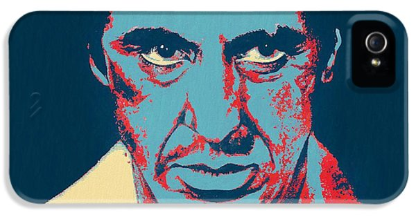 Scarface Pop Art IPhone 5 Case