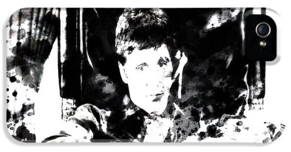 Scarface Reflects IPhone 5 Case by Brian Reaves