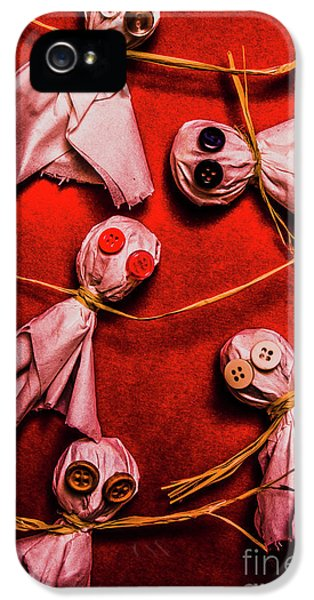 Scary Halloween Lollipop Ghosts IPhone 5 Case by Jorgo Photography - Wall Art Gallery