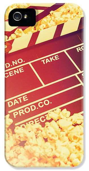 Scene From An American Movie IPhone 5 Case