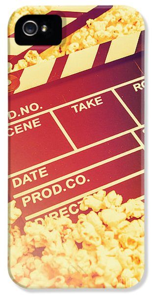 Scene From An American Movie IPhone 5 Case by Jorgo Photography - Wall Art Gallery
