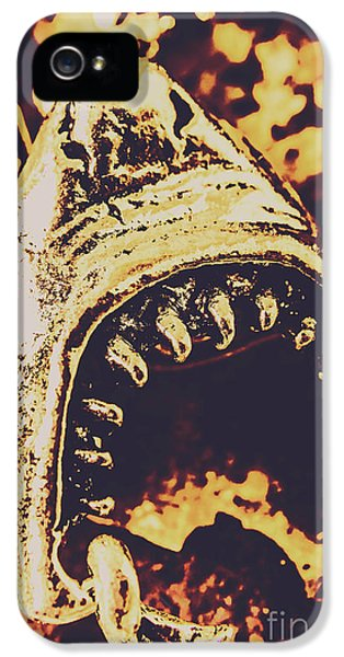 Pendant iPhone 5 Case - Sea Bites by Jorgo Photography - Wall Art Gallery