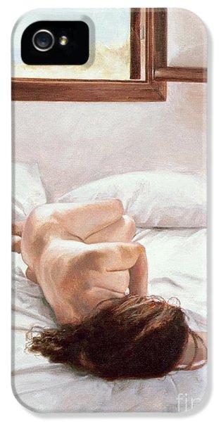 Sea Light On Your Body IPhone 5 / 5s Case by John Worthington