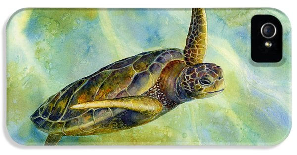 Sea Turtle 2 IPhone 5 Case