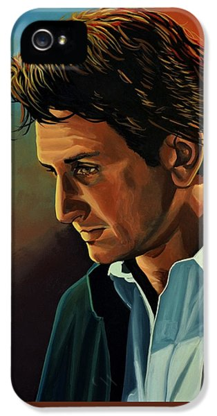 Sean Penn IPhone 5 Case