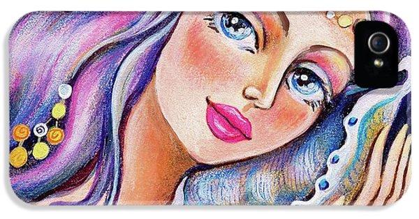 Seashell Reverie IPhone 5 Case