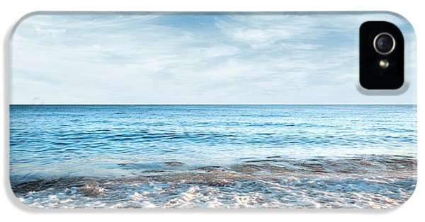 Backgrounds iPhone 5 Cases - Seashore iPhone 5 Case by Carlos Caetano