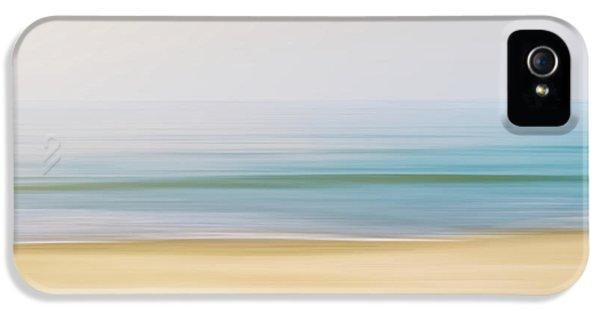 Seashore IPhone 5 Case by Wim Lanclus