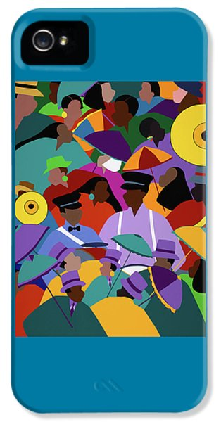 Second Line New Orleans IPhone 5 Case