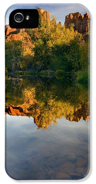 Sedona Sunset IPhone 5 Case by Mike  Dawson