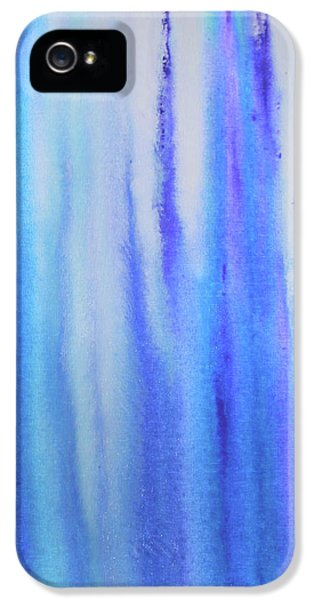 See Blue Sea IPhone 5 Case by Cyrionna The Cyerial Artist