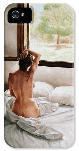 September Morning IPhone 5 Case by John Worthington