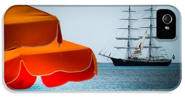 Set Sail IPhone 5 Case by Karen Wiles