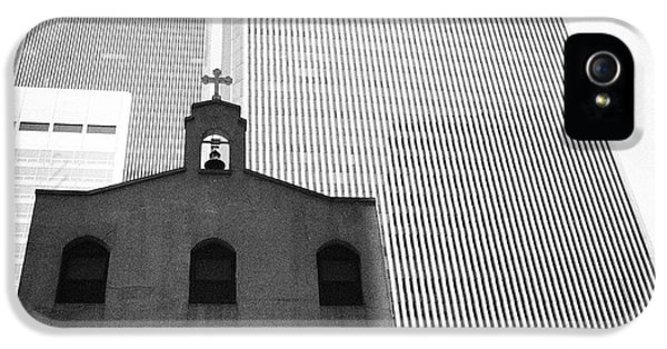 Shadow Of World Trade Center IPhone 5 Case