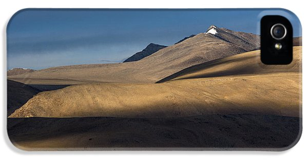 Shadows On Hills IPhone 5 Case by Hitendra SINKAR