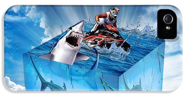 Shark Tank IPhone 5 Case