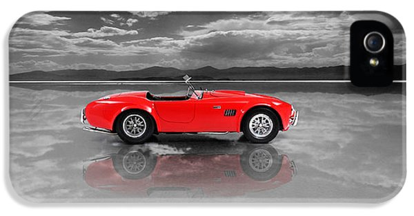 Shelby Cobra 1965 IPhone 5 / 5s Case by Mark Rogan