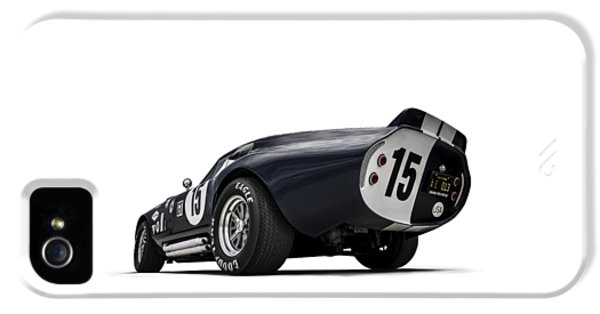 Snake iPhone 5 Case - Shelby Daytona by Douglas Pittman