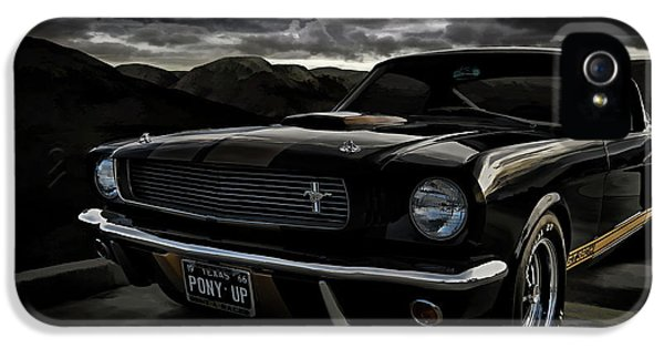 Shelby Gt350h Rent-a-racer IPhone 5 Case