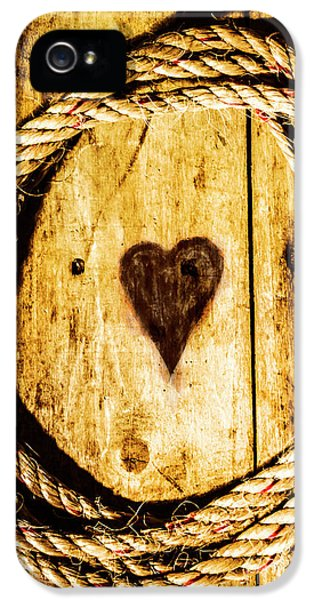 Ship Shape Heart IPhone 5 Case by Jorgo Photography - Wall Art Gallery