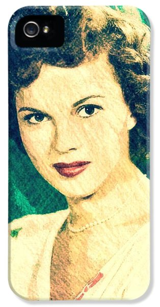 Shirley Temple By John Springfield IPhone 5 Case by John Springfield