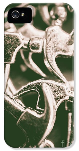 Silver Hammers IPhone 5 Case by Jorgo Photography - Wall Art Gallery