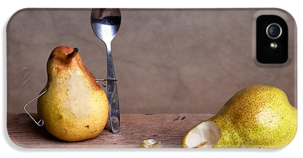 Pear iPhone 5 Case - Simple Things 14 by Nailia Schwarz