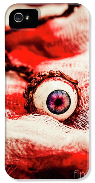 Sinister Sight IPhone 5 Case by Jorgo Photography - Wall Art Gallery