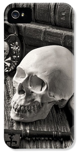 Skull And Skeleton Key IPhone 5 Case