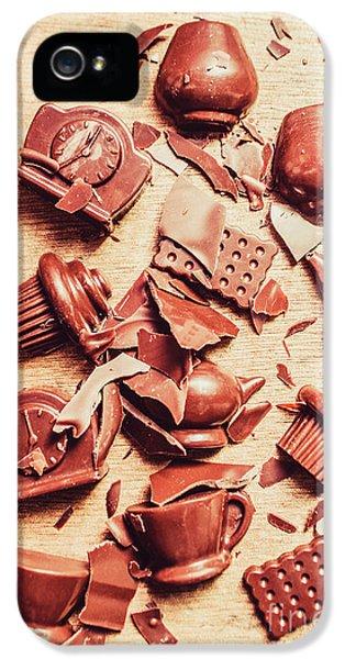 Smashing Chocolate Fondue Party IPhone 5 Case