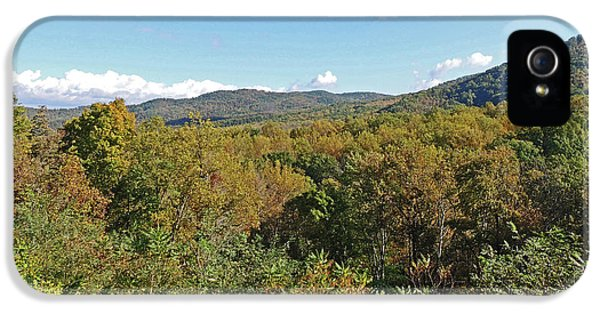 Smoky Mountains Scenery 10 IPhone 5 Case